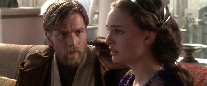 Star Wars Episodio III - La vendetta dei Sith citazioni e dialoghi, di George Lucas con Ewan McGregor, Obi-Wan Kenobi, Natalie Portman, Padmé Amidala