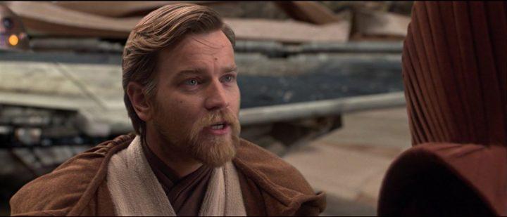 Star Wars Episodio III - La vendetta dei Sith frasi, citazioni e dialoghi, di George Lucas con Ewan McGregor, Obi-Wan Kenobi