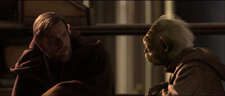 Star Wars Episodio III - La vendetta dei Sith citazioni e dialoghi, di George Lucas con Ewan McGregor, Obi-Wan, Yoda