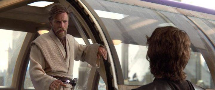 Star Wars Episodio III - La vendetta dei Sith citazioni e dialoghi, di George Lucas con Ewan McGregor, Obi-Wan Kenobi, Hayden Christensen, Anakin Skywalker, Coruscant