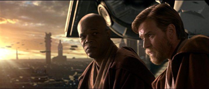 Star Wars Episodio III - La vendetta dei Sith citazioni e dialoghi, di George Lucas con Ewan McGregor, Samuel L. Jackson, Mace Windu, Obi-Wan