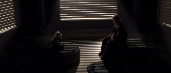 Star Wars Episodio III - La vendetta dei Sith citazioni e dialoghi, di George Lucas, Yoda, Anakin