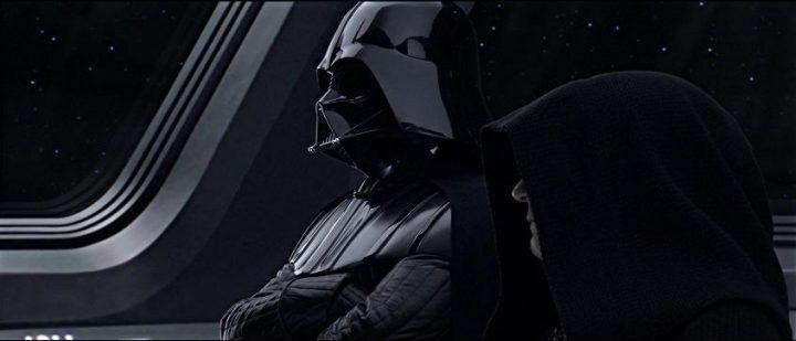Star Wars Episodio III - La vendetta dei Sith citazioni e dialoghi, di George Lucas,  Darth Sidious, Dart Fener, incrociatore stellare