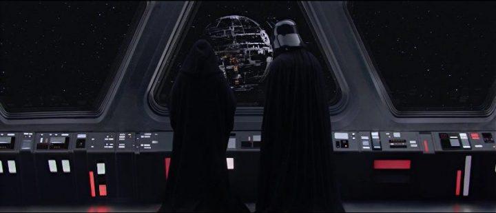 Star Wars Episodio III - La vendetta dei Sith citazioni e dialoghi, di George Lucas, Darth Sidious, Dart Fener, morte nera