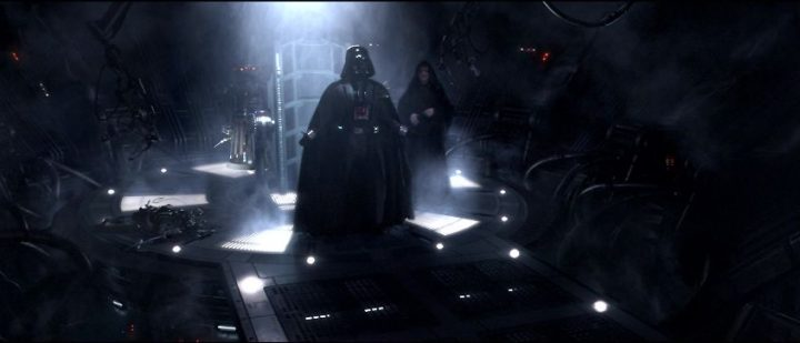 Star Wars Episodio III - La vendetta dei Sith citazioni e dialoghi, di George Lucas,  Darth Sidious, Dart Fener