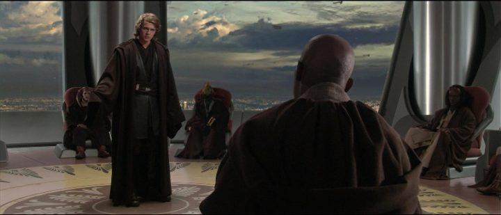 Star Wars Episodio III - La vendetta dei Sith frasi, citazioni e dialoghi, di George Lucas, Samuel L. Jackson, Mace Windu, Anakin