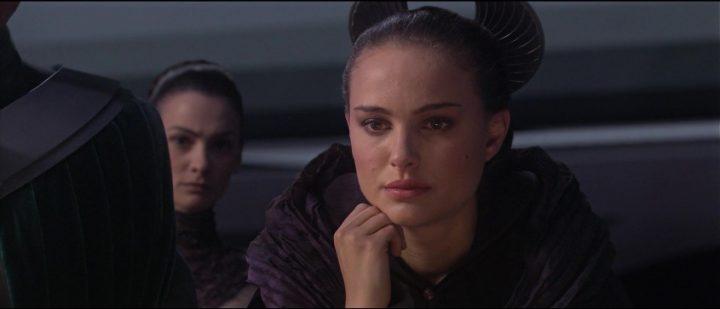 Star Wars Episodio III - La vendetta dei Sith citazioni e dialoghi, di George Lucas, Natalie Portman, Padmé Amidala, senato