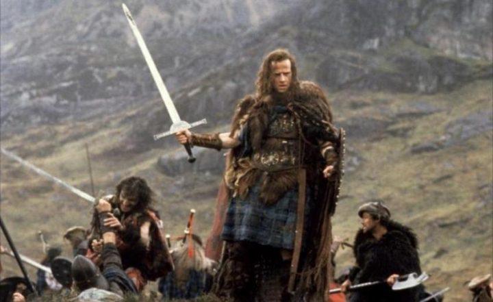 Highlander - L'ultimo immortale, scheda film, recensione, Christopher Lambert, Sean Connery, Clancy Brown, Roxanne Hart, Beatie Edney, curiosità, errori