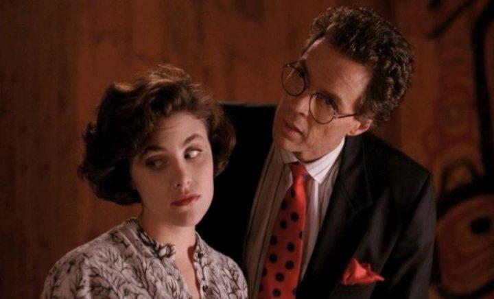 Twin Peaks, la serie tv, David Lynch, Mark Frost, recensione, Sherilyn Fenn, padre