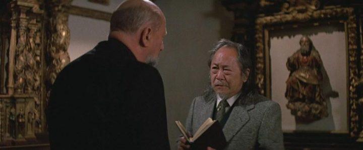 Il signore del male di John Carpenter, scheda film, recensione, Donald Pleasence, Jameson Parker, Victor Wong, Lisa Blount