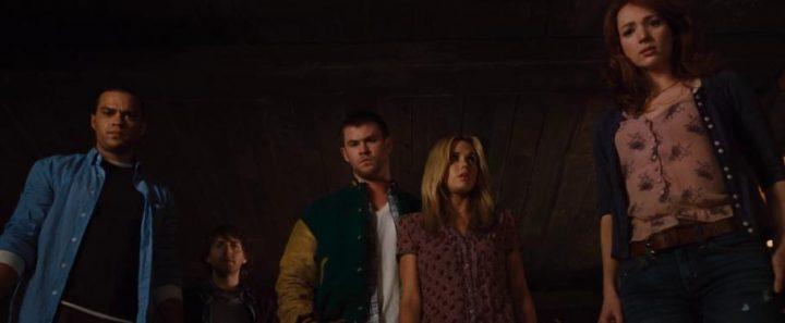 Quella casa nel bosco, Drew Goddard, Joss Whedon, scheda film, recensione, Cabin in the Wood, Kristen Connolly, Chris Hemsworth, Jesse Williams