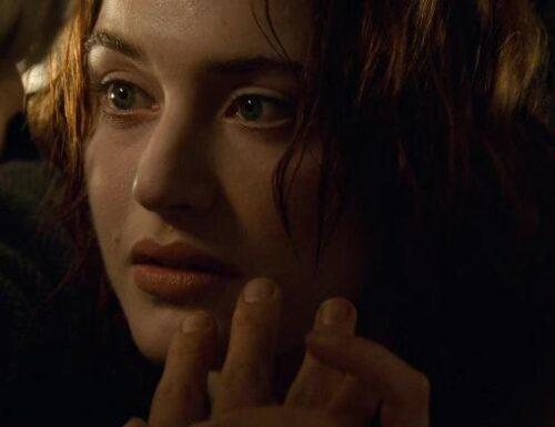 Il primo lavoro di Kate Winslet da giovane