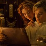 Titanic, 1997, James Cameron, Leonardo DiCaprio, Kate Winslet, ritratto, Jack, Rose