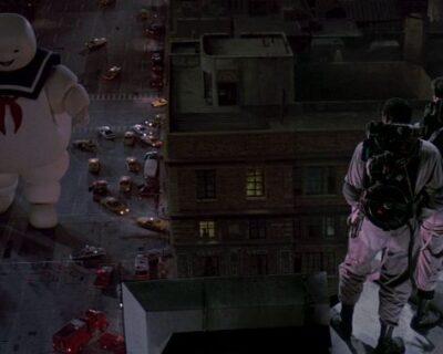 Uomo della Pubblicità dei Marshmallow di Ghostbusters – Acchiappafantasmi