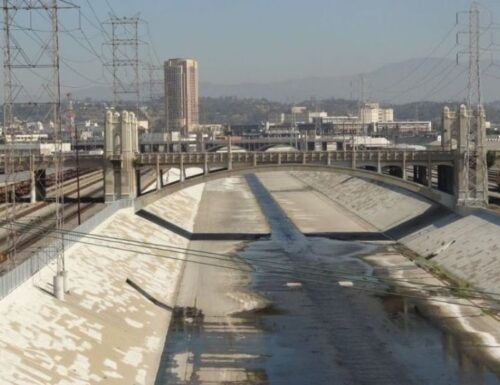 Los Angeles River (LA River) al cinema