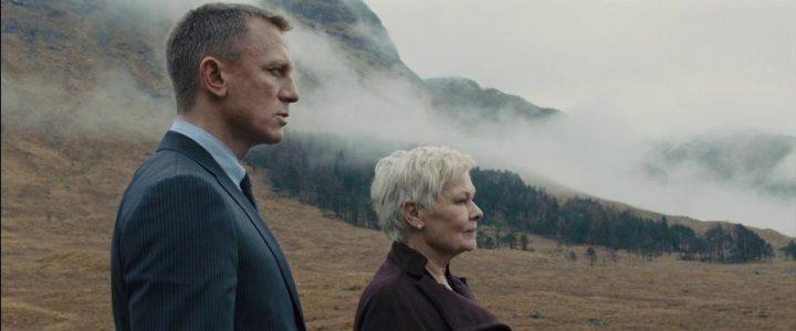 007 Skyfall, scheda film, recensione, Sam Mendes, Daniel Craig, Judi Dench, Javier Bardem, Ralph Fiennes, Naomie Harris, Bérénice Marlohe, trama