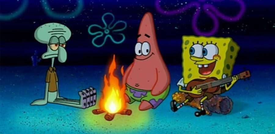 Perché Squiddi è sempre triste in Spongebob?