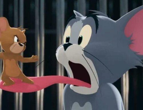 Guadagni sorprendenti per Tom e Jerry al box office