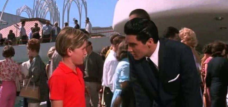 Kurt Russell tirò un calcio a Elvis Presley