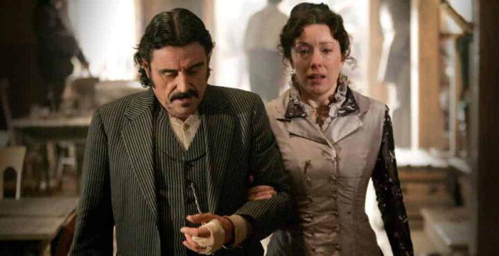 Deadwood (2004), Ian McShane, Molly Parker - Cosa vedere dopo Game of thrones, altre serie simili