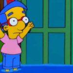 I Simpson, stagione 10, episodio 19, Homer e la pop art, Milhouse Van Houten-min