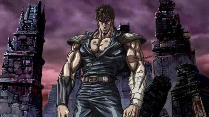 Ken il guerriero - La leggenda di Hokuto, Kenshiro, citta distrutta