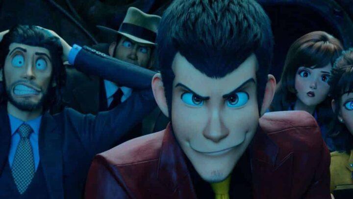 Lupin III - The First, 2019, Takashi Yamazaki, Daisuke Jigen, Fujiko Mine