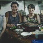 Parasite, 2019, Bong Joon-ho, Song Kang-ho, Park So-dam, Choi Woo-shik, tavola, cibo