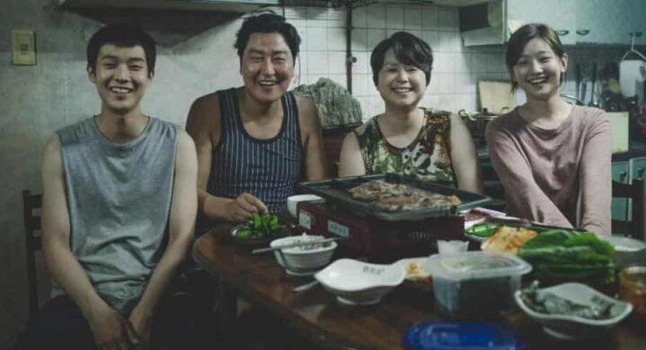 Parasite, 2019, Bong Joon-ho, Song Kang-ho, Park So-dam, Choi Woo-shik, tavola, cibo - 10 film da guardare dopo Parasite