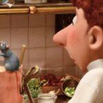 Ratatouille, 2007, Brad Bird, Jan Pinkava, Pixar, Rémy, Alfredo Linguini, cucina