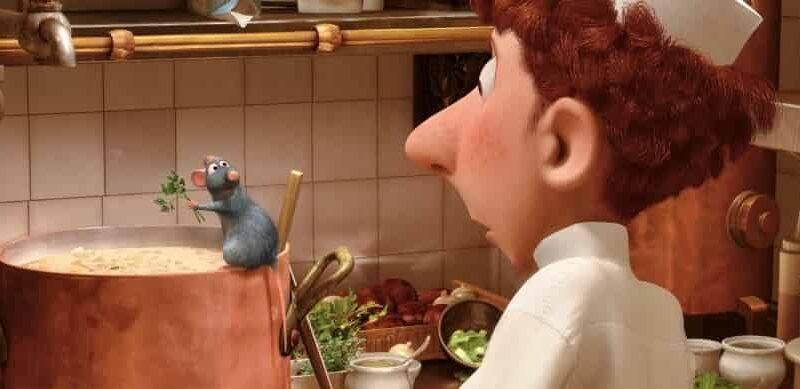 Ratatouille frasi e citazioni tratte dal film della Pixar