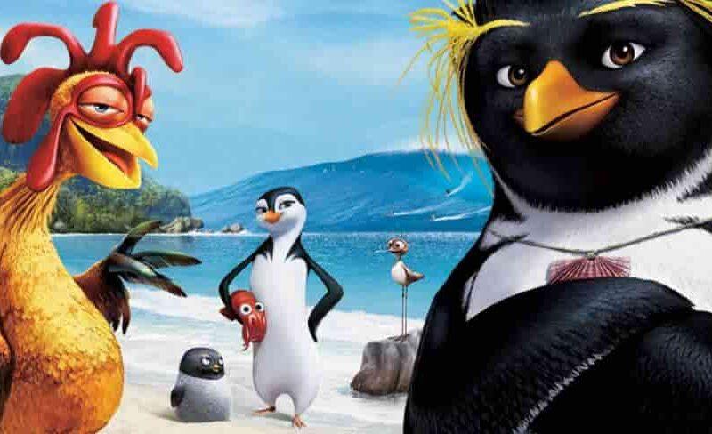 Surf's Up – I re delle onde, scheda film