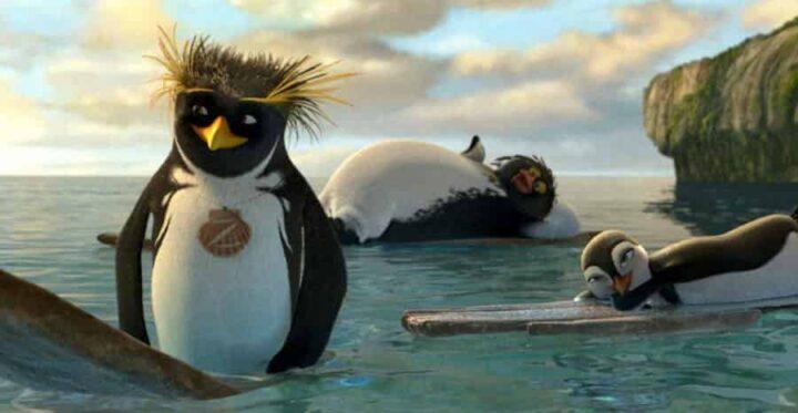 Surf's Up - I re delle onde, 2007, Ash Brannon, Chris Buck, Cody Maverick, Lani Aliikai, relax