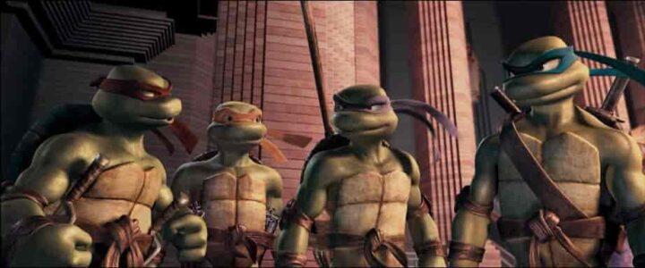 TMNT, Teenage Mutant Ninja Turtles, 2007, Kevin Munroe, Leonardo, Donatello, Michelangelo, Raffaello
