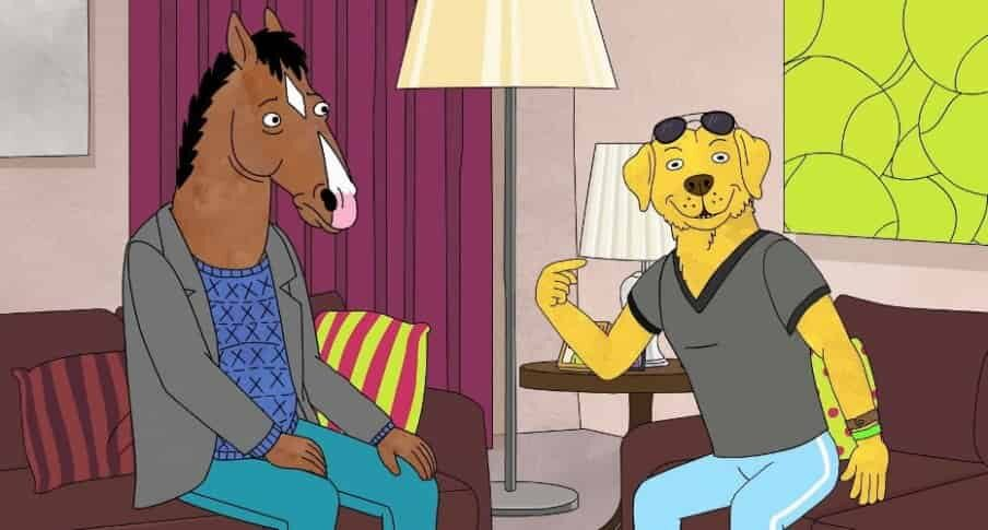 BoJack Horseman, l'irriverente e cinica serie animata Netflix