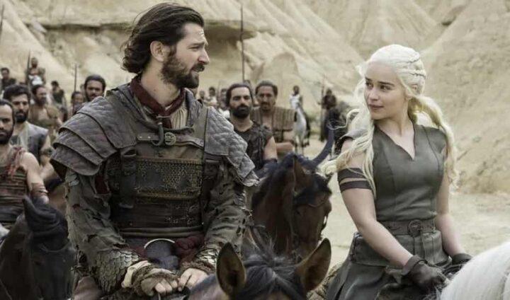 Game of Thrones, Daenerys Targaryen, Emilia Clarke, Daario Naharis, Michiel Huisman - Game of Thrones citazioni e dialoghi (Il Trono di Spade)