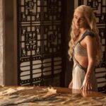 Game of Thrones, Daenerys Targaryen, Emilia Clarke, tavolo