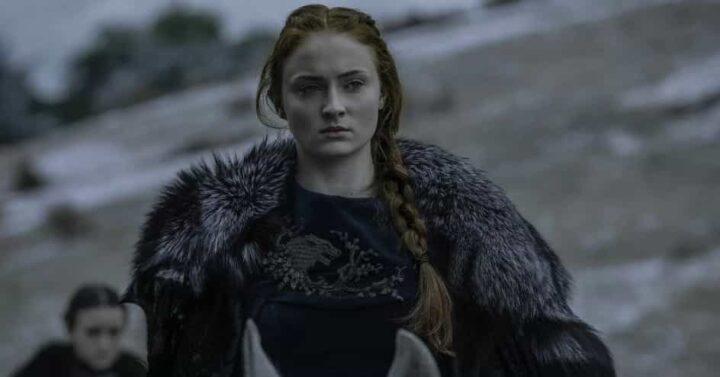 Game of Thrones, Il Trono di Spade, Sansa Stark, Sophie Turner, treccia - Game of Thrones citazioni e dialoghi (Il Trono di Spade)