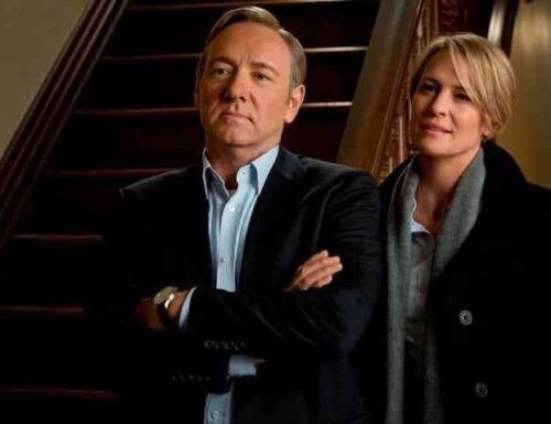 House of Cards – Gli intrighi del potere, serie Netflix