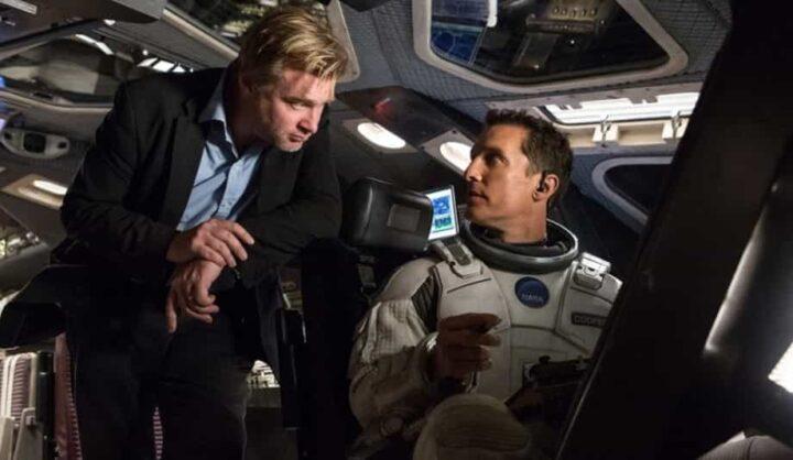 La domanda che Christopher Nolan farebbe a Kubrick - Interstellar, 2014, Christopher Nolan, Matthew McConaughey, set