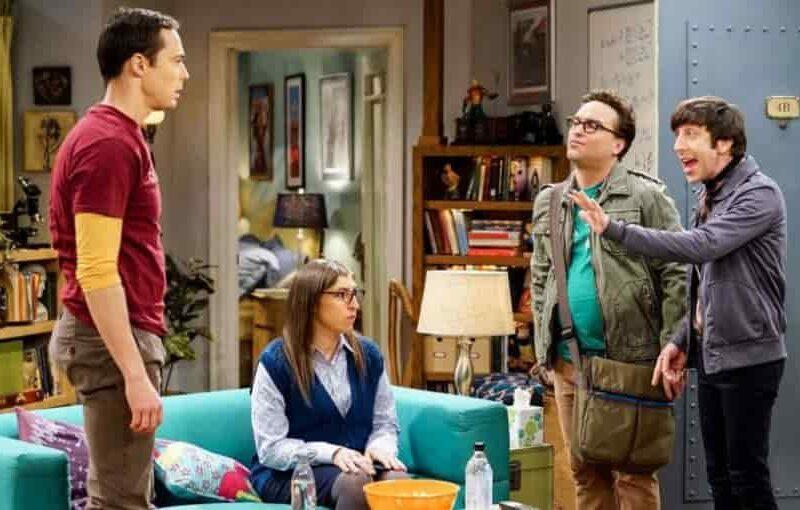 La relazione tra Sheldon e Amy in ordine cronologico in The Big Bang Theory