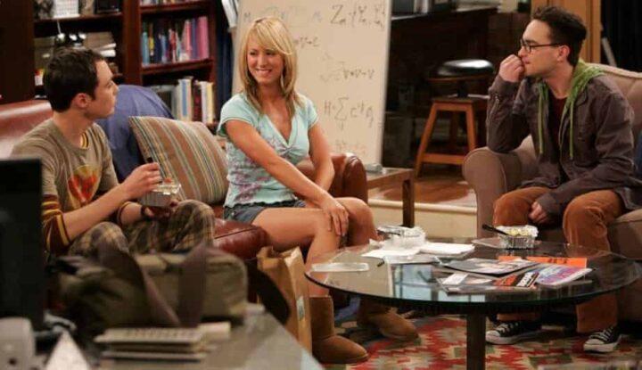 The Big Bang Theory, Jim Parsons, Sheldon, Kaley Cuoco, Penny, Johnny Galecki, Leonard, cibo - Le migliori frasi di Penny