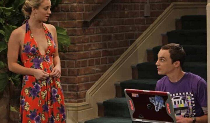 The Big Bang Theory, Jim Parsons, Sheldon, Kaley Cuoco, Penny, computer - Le migliori frasi di Penny
