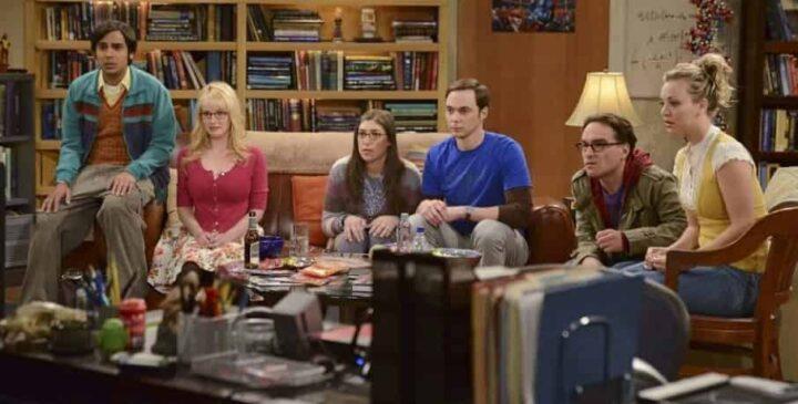 The Big Bang Theory, Kaley Cuoco, Jim Parsons, Johnny Galecki, Simon Helberg, Kunal Nayyar, Melissa Rauch, Mayim Bialik