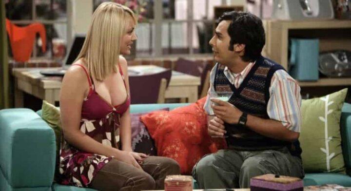 The Big Bang Theory, Kaley Cuoco, Penny, Kunal Nayyar, Raj Koothrappali  - Le migliori frasi di Penny