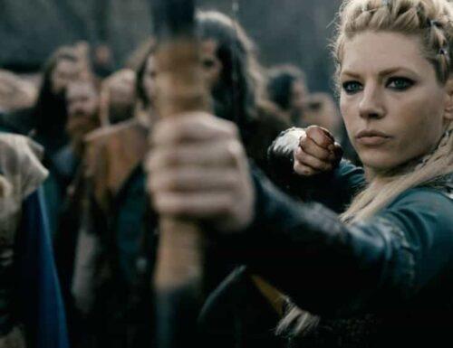 Le migliori frasi di Lagertha in Vikings