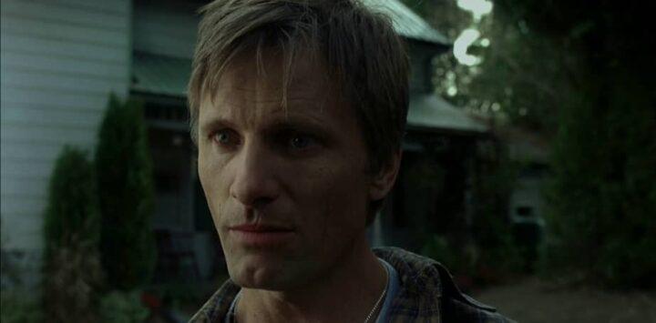 A History of Violence, 2005, David Cronenberg, Viggo Mortensen