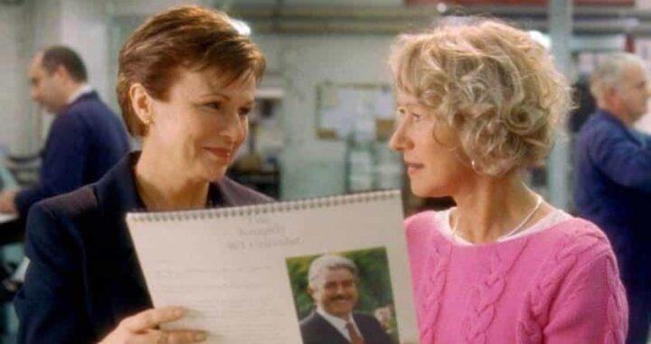 Calendar Girls, 2003, Nigel Cole, Helen Mirren, Julie Walters, calendario