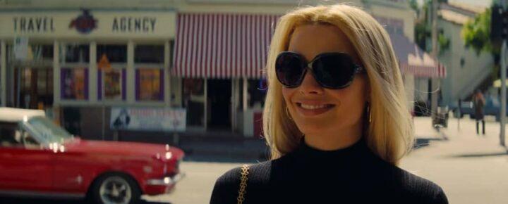 Margot Robbie non vuole essere definita bomba sexy, C'era una volta a... Hollywood, Margot Robbie, Sharon Tate, occhiali da sole Ray Ban