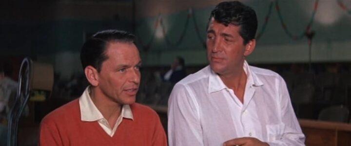 Colpo grosso, 1960, Lewis Milestone, Frank Sinatra, Dean Martin